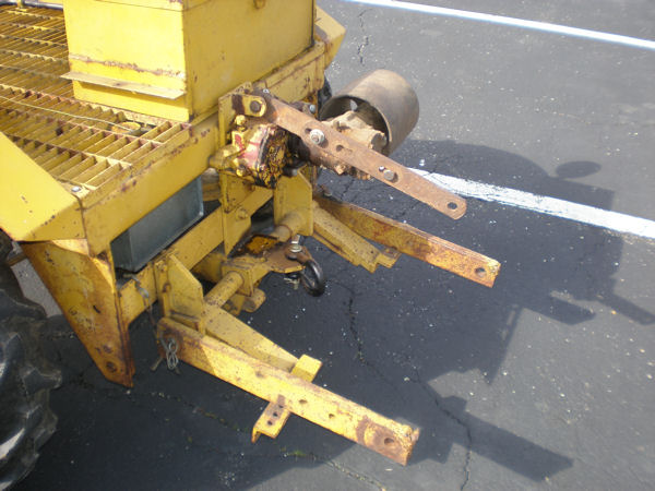 The Love 3-Point Hitch
