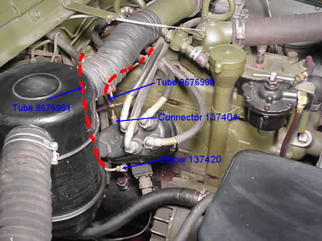 Vento on Carburetor Vent