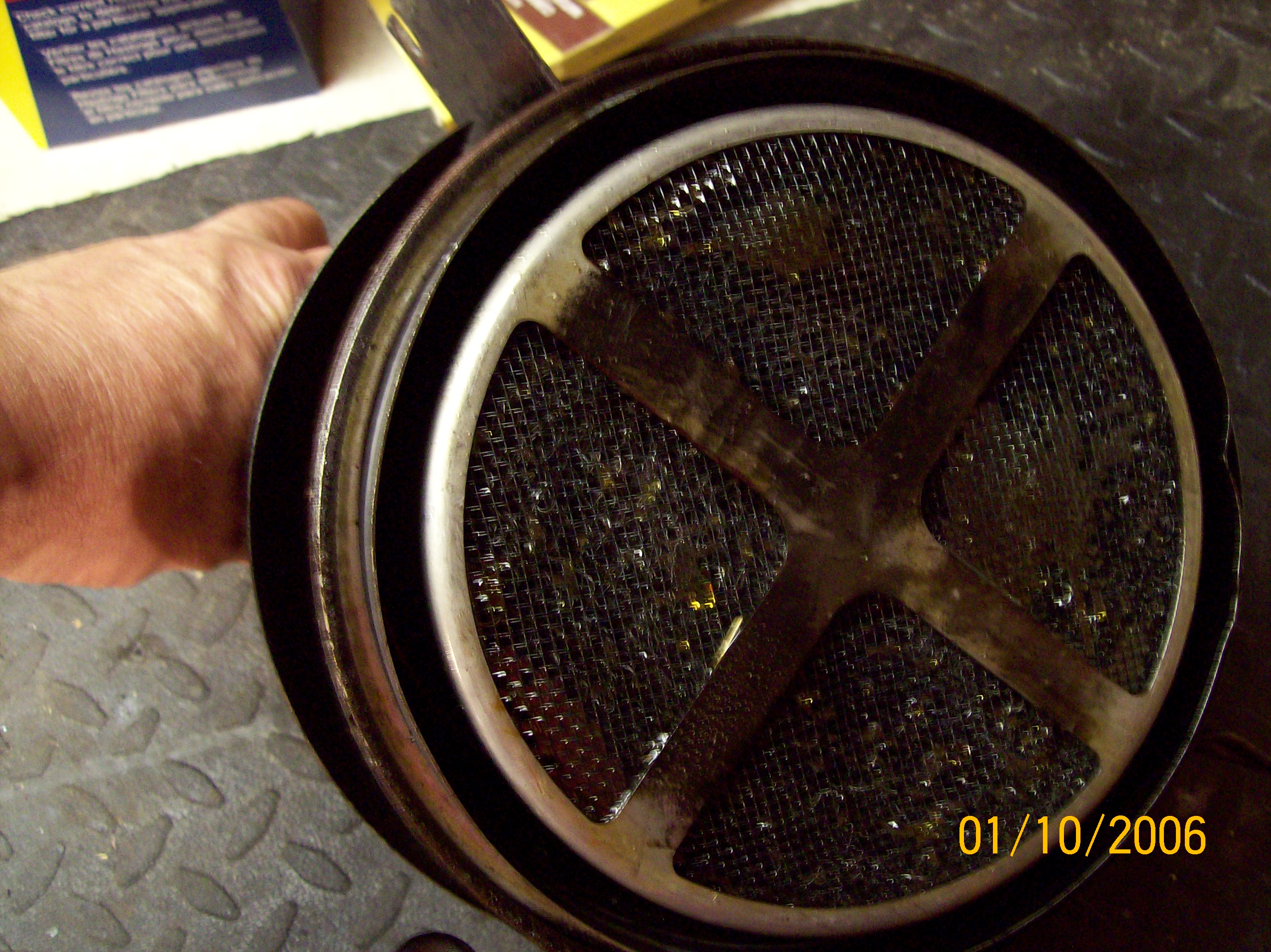 Jeep Oil Bath Air Cleaner : Willys air cleaners