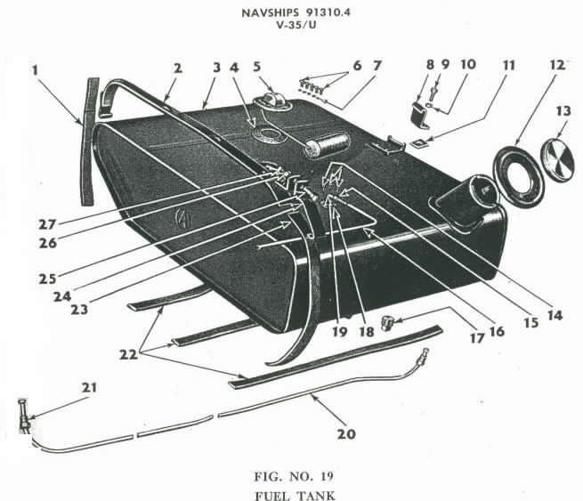 cj3a engine diagram