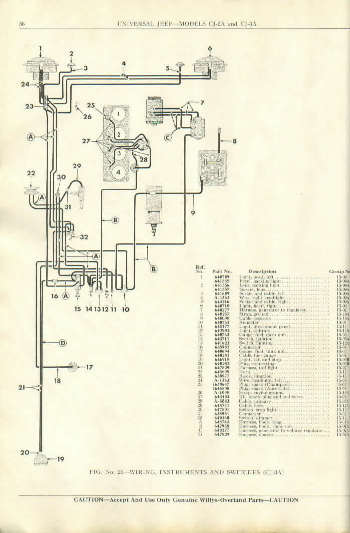 6 volt generator wiring diagram  6  free engine image for